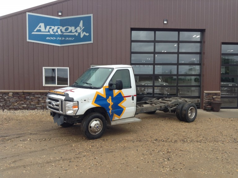 Arrow Manufacturing Inventory | Ambulance Chassis, Parts